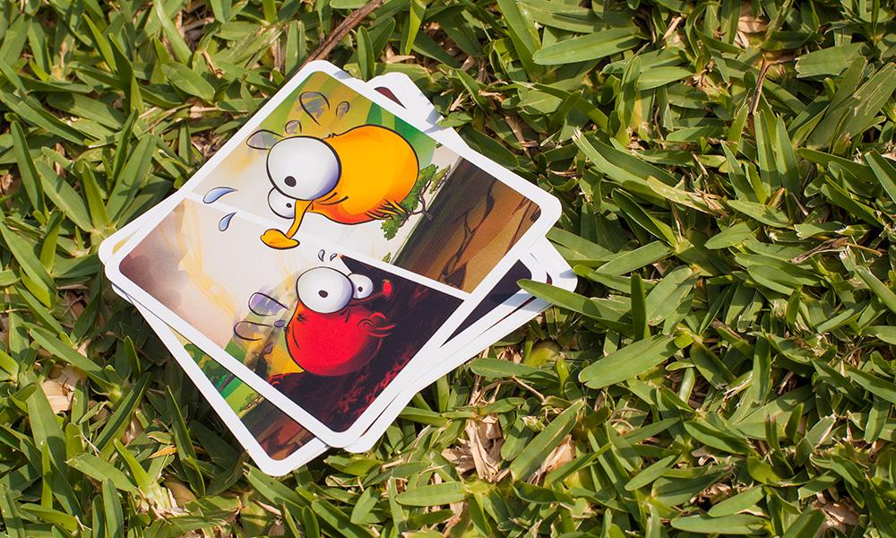 Juego de cartas Gobb'it de Morapiaf