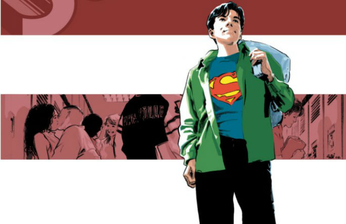 Superman Identidad Secreta Portada