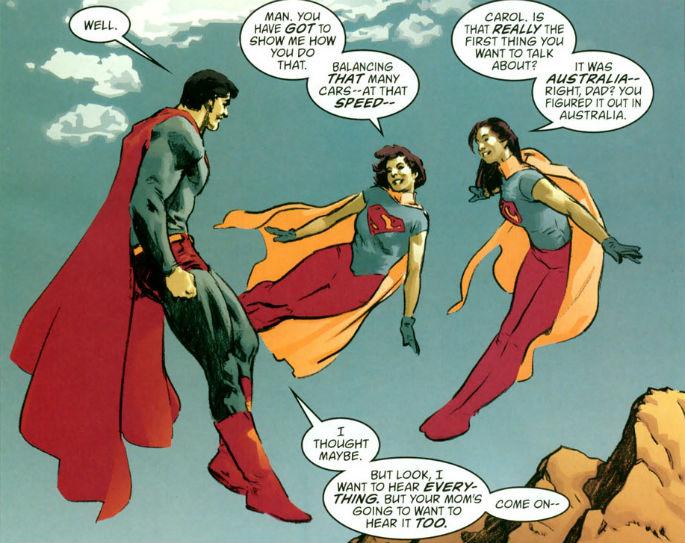 Superman Identidad Secreta interior