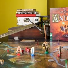 Las Leyendas de Andor, reseña del Juego del Año 2013 en España