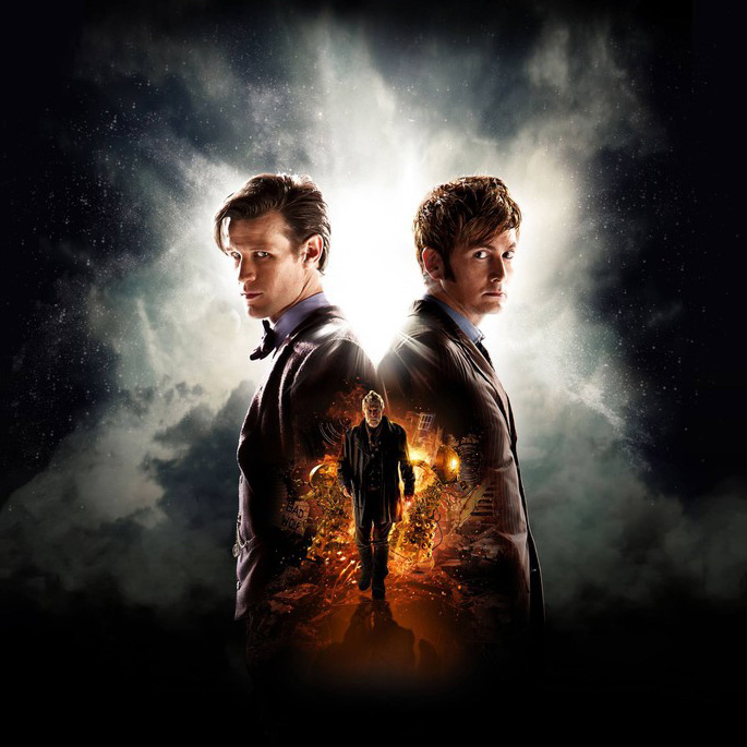Doctor Who 50th Aniversario - The Day of the Doctor