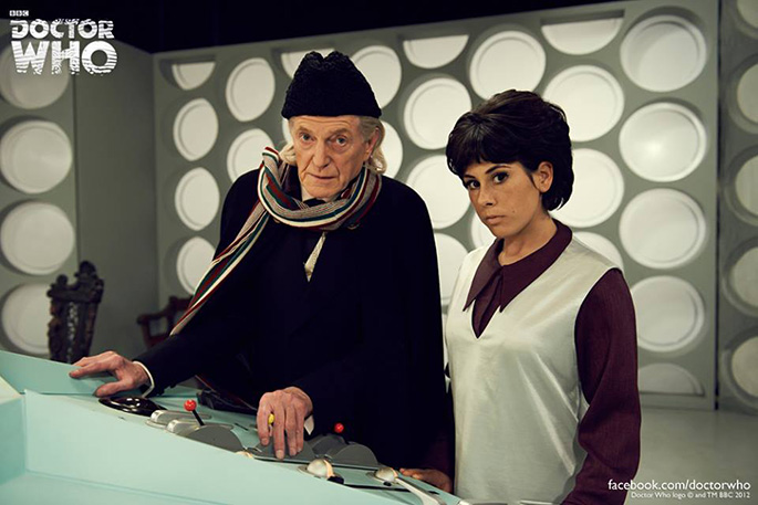 Doctor Who 50th Aniversario - An Adventure in Space and Time