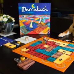 Marrakech, cuidado con la alfombra