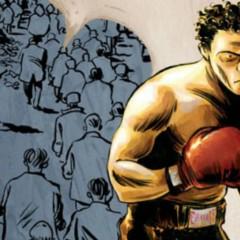 'El boxeador', los demonios de la guerra