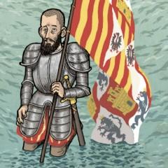'El otro mar', Zapico el conquistador