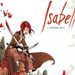 'Isabellae 1. El hombre noche', de magia y samuráis