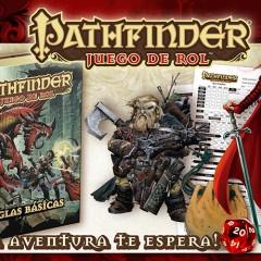Devir publica el manual básico del aclamado juego de rol Pathfinder