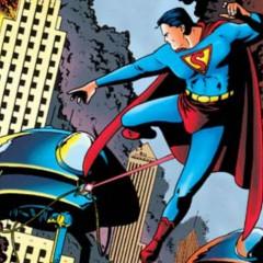 'Superman. La guerra de los mundos', Wells y el hombre de acero