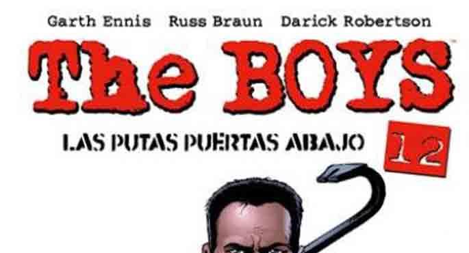 The Boys Portada