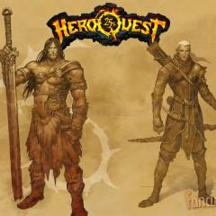 Recompensas de Heroquest 25 aniversario [Actualización] Proyecto congelado ;(