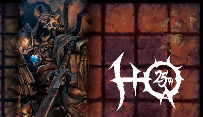 Heroquest 25 aniversario