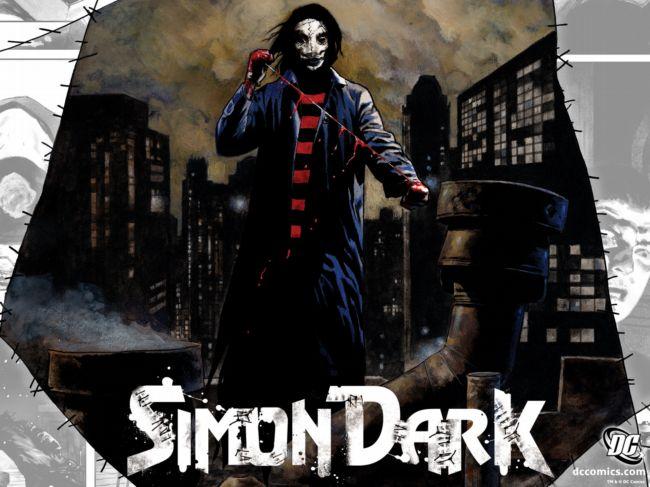 SImon Dark