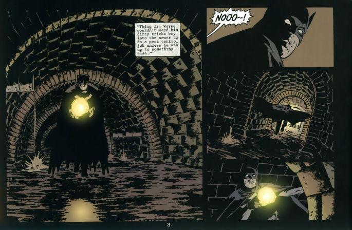 Batman Nueve  vidas 1