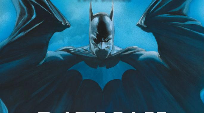 Batman RIP portada