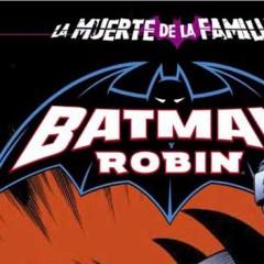 'Batman y Robin vol. 5', guardemos un minuto de silencio
