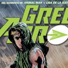 'Green Arrow: La máquina de matar', el arquero resurge como no lo hacía en años