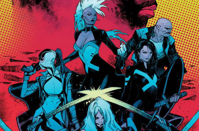 Imposibles X-Force portada