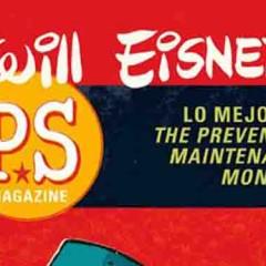 'Will Eisner PS Magazine', El Libro Gordo de Eisner enseña