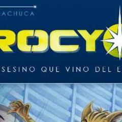 'Procyon vol.1: El asesino que vino del espacio', Star Wars a lo ibérico