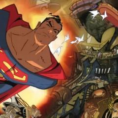 'Superman: ciudad infinita', perdidos al otro lado