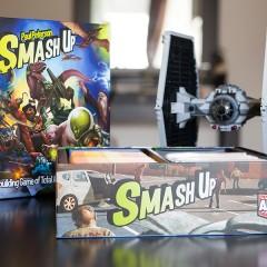 Smash Up!, mezclar nunca fue tan divertido