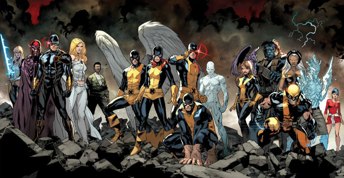 All New X Men