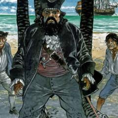 'El diablo de los 7 mares', aventuras con sabor a grog