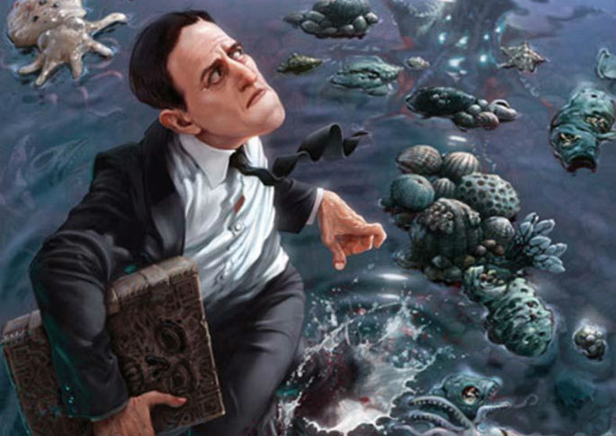 Lovecraft portada