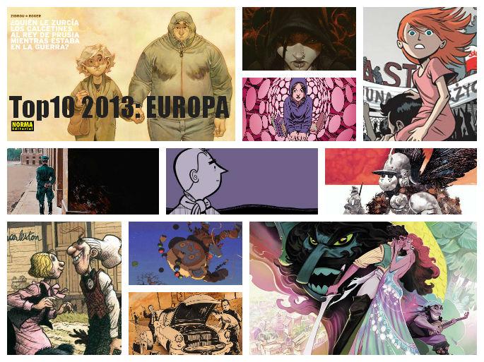 Top10 Europeo