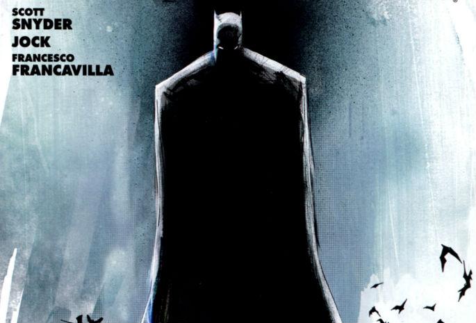 Batman Espejo Oscuro