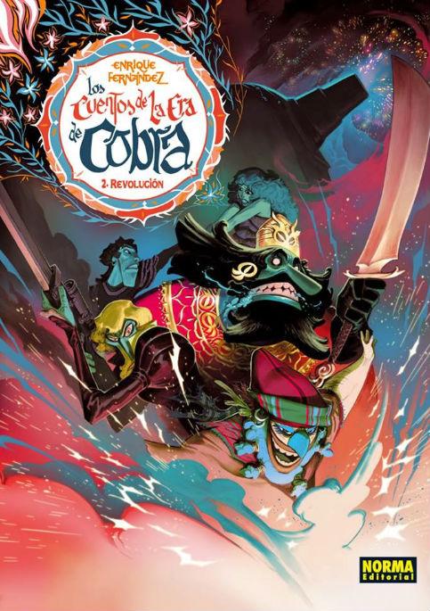 Los cuentos de la Era de la Cobra 02