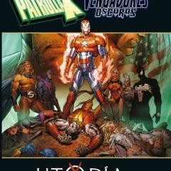 'Patrulla-X vs. Vengadores Oscuros – Utopía', acción en formato panorámico