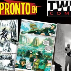 Nace Twist Comics, una nueva oferta de webcomics