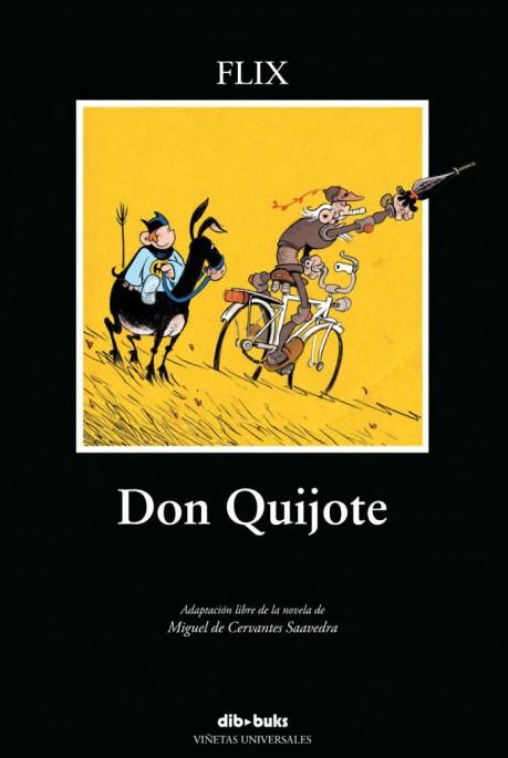 Don Quijote portada