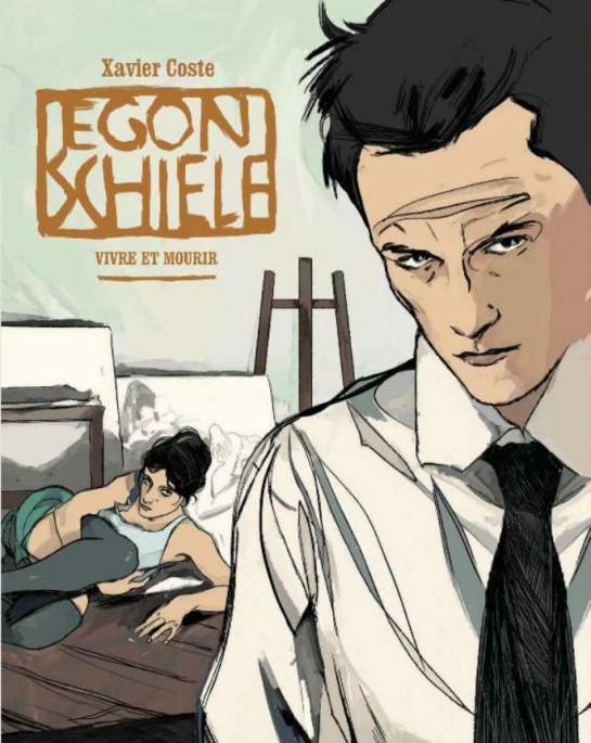 Egon Schiele portada