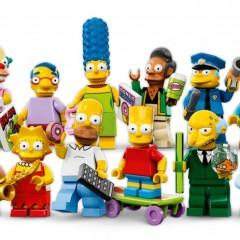 Los Simpsons llegan al mundo de Lego