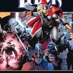 'Marvel Deluxe Thor vol.3: Exiliado', «asediazo» directo a la cara de Straczynski