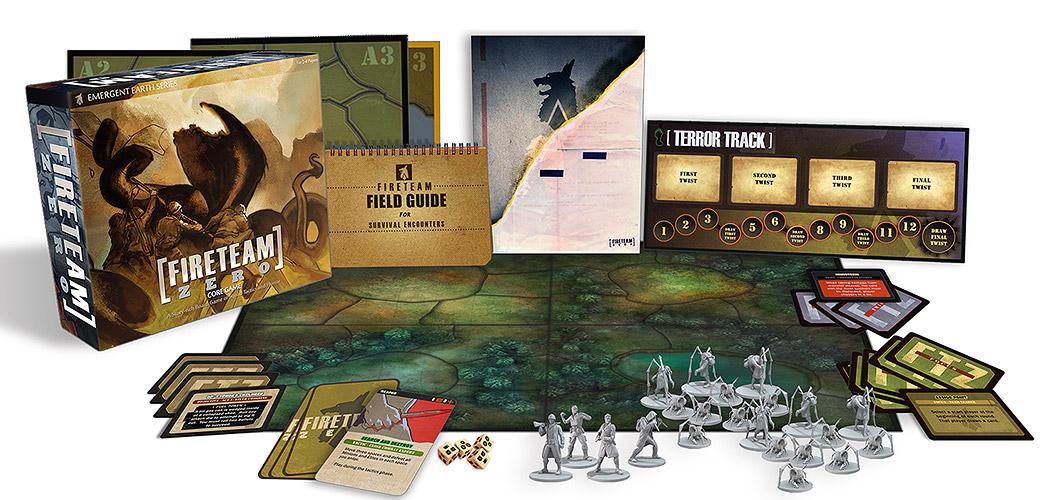 Fireteam Zero Miniaturas Y Terror En La Otra Segunda Guerra Mundial