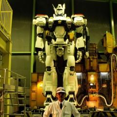 The Next Generation -Patlabor-, prólogo de la película de imagen real de Mamoru Oshii