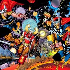 'Coleccionable Marvel Héroes vols. 48 y 49: Thor de Walter Simonson', no hay que añadir nada más
