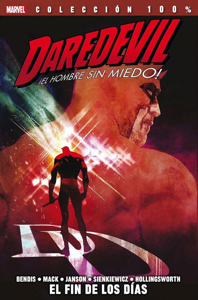 Daredevil. El fin de los dias portada