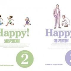'Happy! vols. 2 y 3', de genio