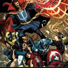 'Los Nuevos Vengadores 11. Hechicero supremo', ¡¡por el ojo de Agamotto!!