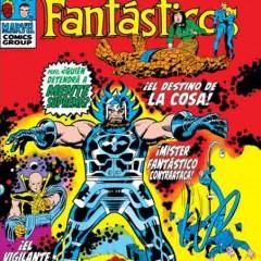 'Marvel Gold Los 4 Fantásticos: ¿Quién detendrá a Mente Suprema?', hay vida después de Kirby