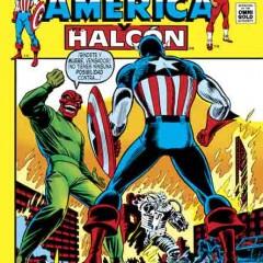 'Marvel Gold Capitán América y El Halcón: El Quinto Durmiente', Steve Rogers, ese viejo solitario