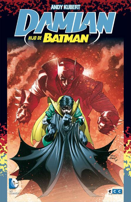 Damian. Hijo de Batman