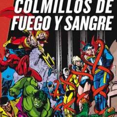 'Marvel Gold Los Defensores: Colmillos de fuego y sangre', saludando a Gerber
