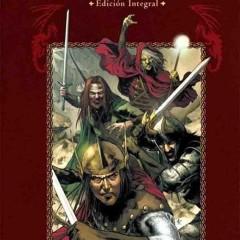 'Crónicas de la Dragonlance Intregral', a la rica partida de rol ilustrada