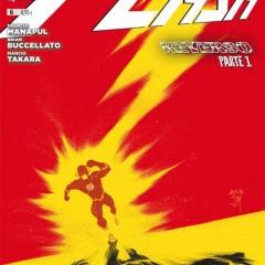 'Flash vol.6: Reverso Parte 1', Manapul y Buccellato en capilla