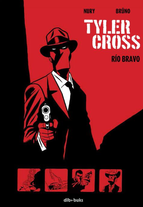 Tyler Cross Rio Bravo-portada